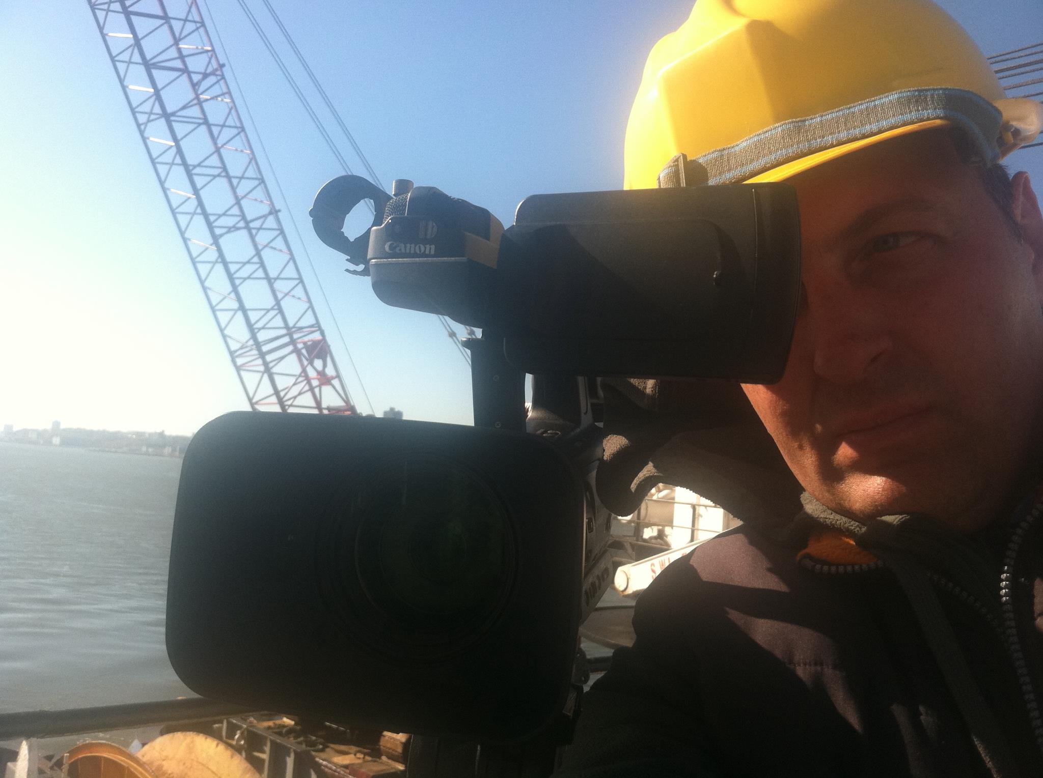 Marine Construction Shoot