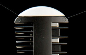 Close-up of flaws in product photo