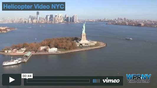 Cost of Aerial Helicopter Video Over Manhattan