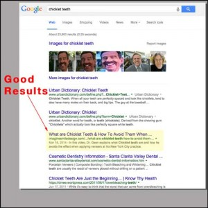 Video Content Can Help With Search Results Pages