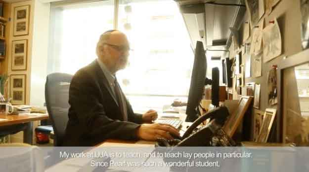 Partner Testimonial Video – UJA